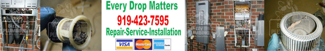 tankless water heater cary nc